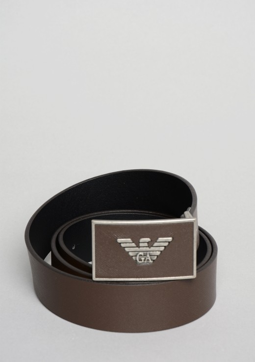 Y4S196-YOD6 Belt In Brown