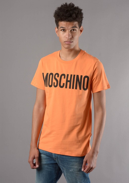 T-SHIRTS - 07055240 T-Shirt in Orange