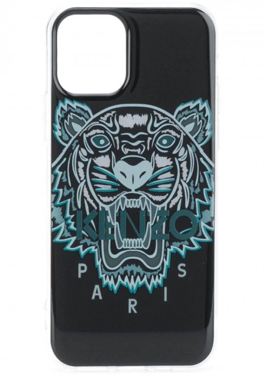 KENZO - FA6COKIXITRE Iphone 11 Pro Tiger Case in Black