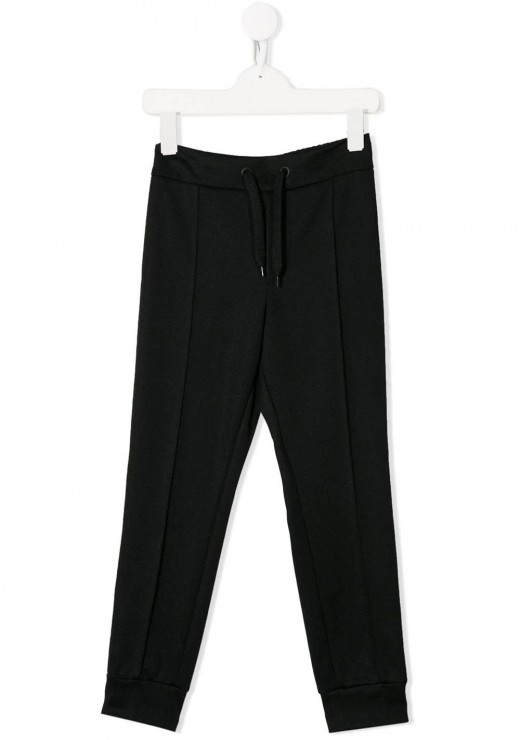JM253-A69D Jogger in Black