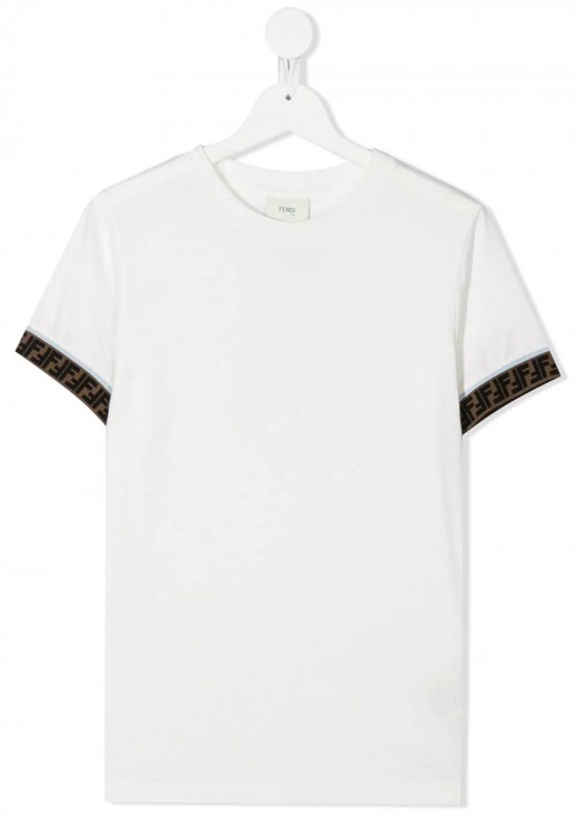 JMI323-7AJ T-Shirt in White