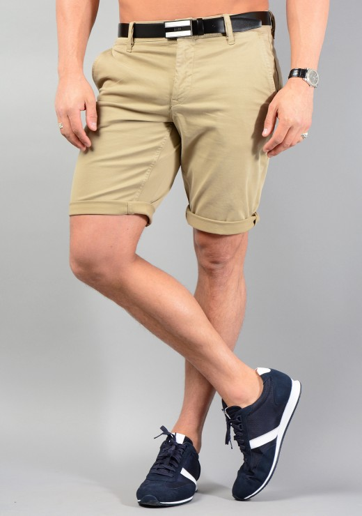 Schino Chino Short In Beige