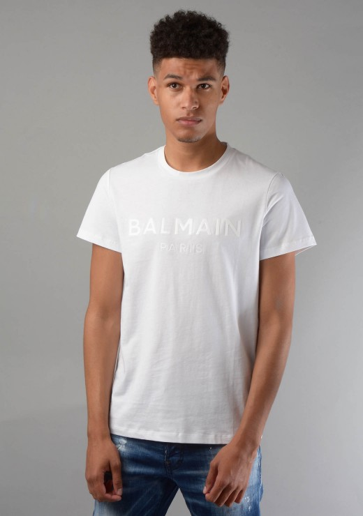 Silicone T-Shirt in White