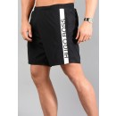 Dolphin Swim Shorts in Black