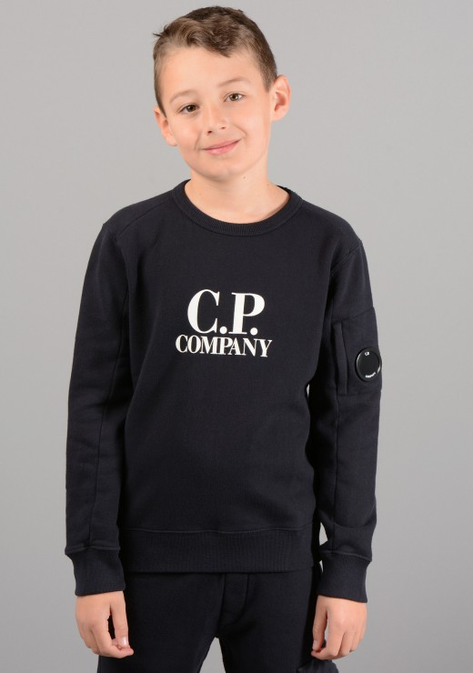 05CKSS015C Sweatshirt In Navy