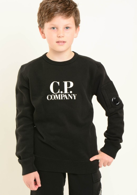 07CKSS001C Sweatshirt in Black