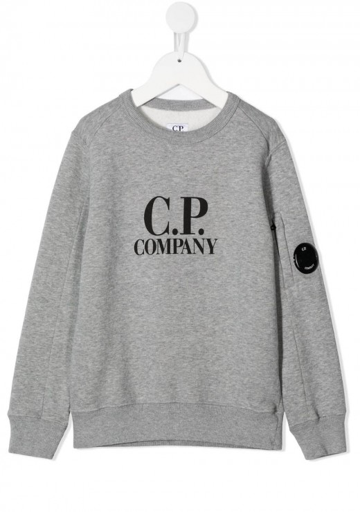 SWEATSHIRTS - 09CKSS018C Sweatshirt in Grey