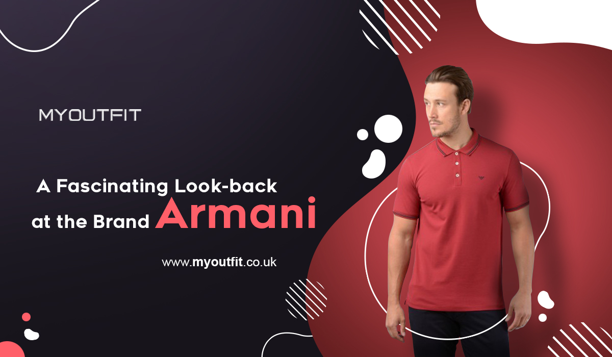 A Fascinating Look-back at the Brand Armani